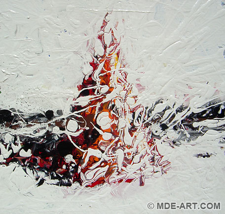 Abstract Acrylic Paintings-Abstract Acrylic Paintings
