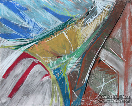 Abstract Expressionism Art 02
